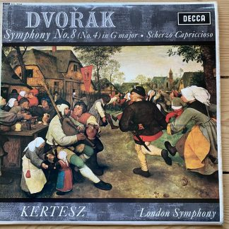 SXL 6044 Dvorak Symphony No. 8 etc. / Kertesz / LSO