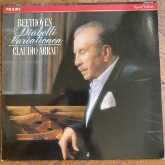 416 295-1 Beethoven Diabelli Variations / Claudio Arrau