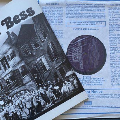 SET 609-11 Gershwin Porgy & Bess /