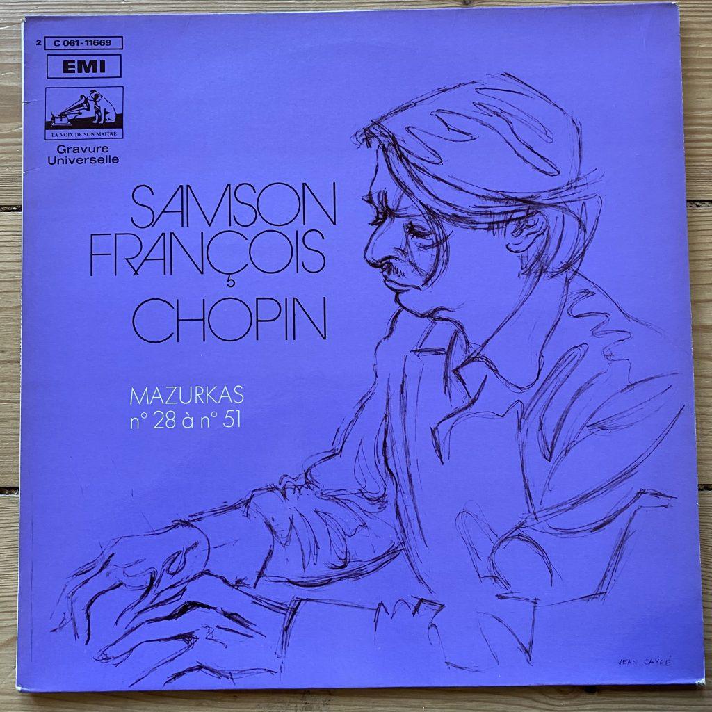 2C061-11669 Chopin Mazurkas Nos 28-51 / Samson François