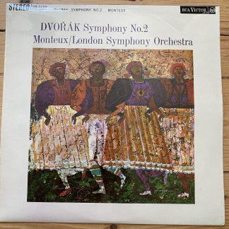 SB 2155 Dvorak Symphony No. 2 / Monteux / LSO O/S