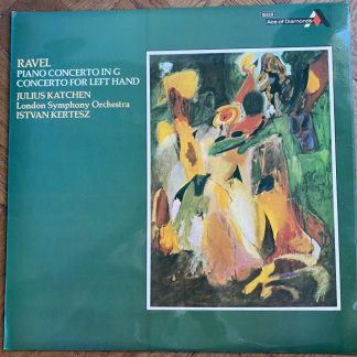 SDD 486 Ravel Piano Concerto / Concerto for the left Hand